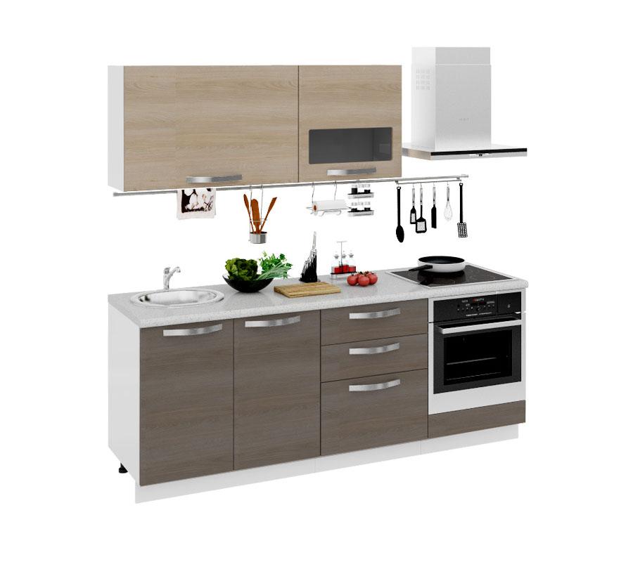 Кухня Ненси-2 МДФ фото
