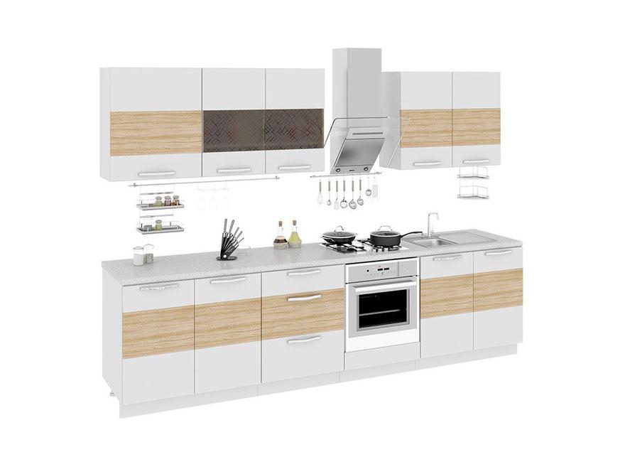 Кухня Оливия-3 МДФ