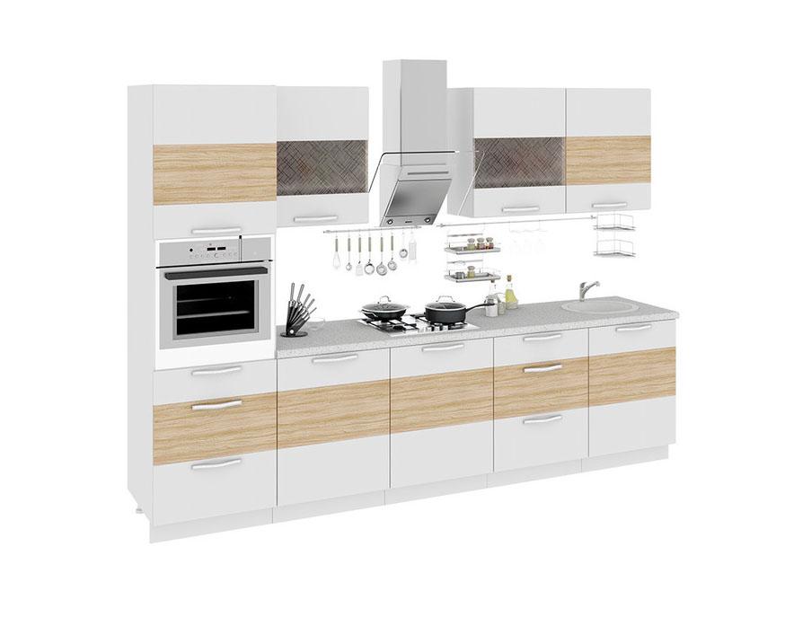 Кухня Оливия-4 МДФ