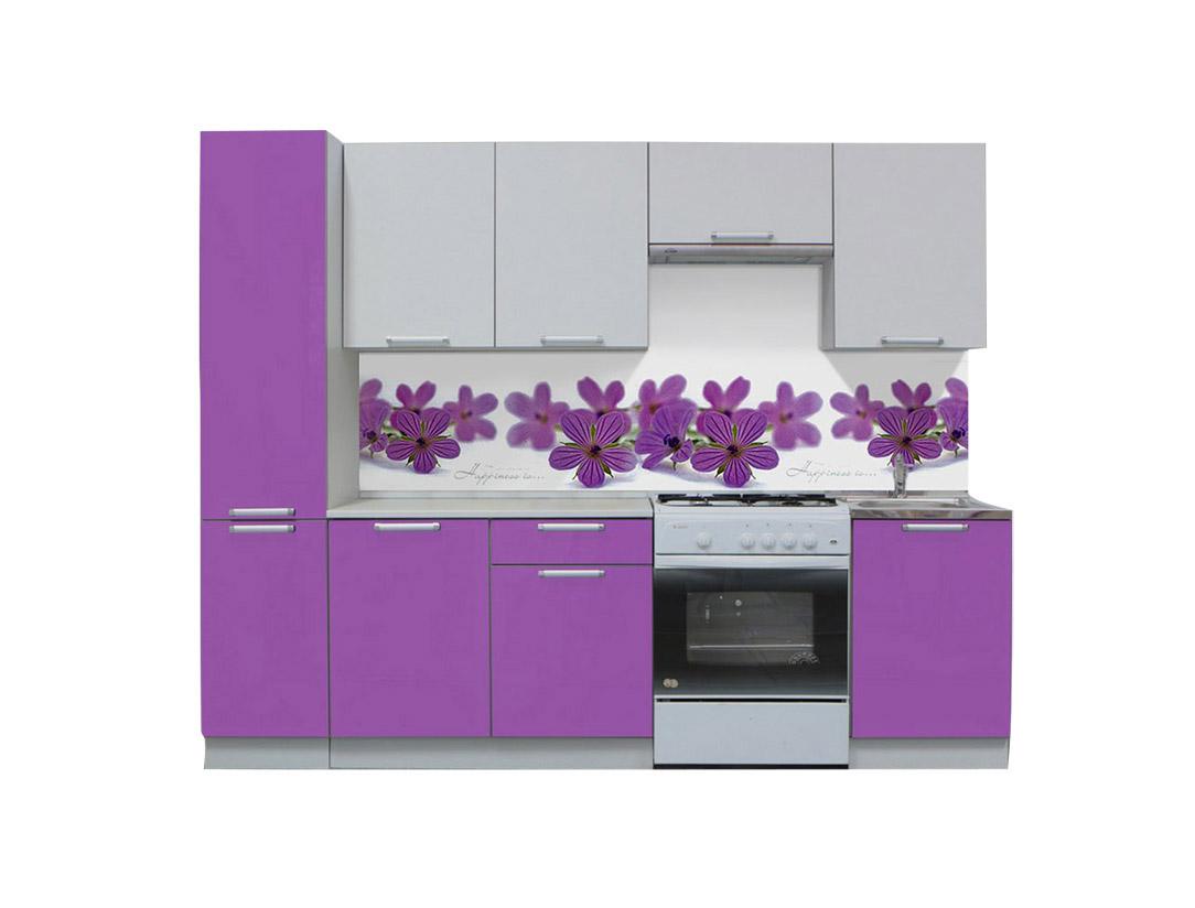 Кухня Симпл 2500 пластик — Кухня Симпл 2500 II кат