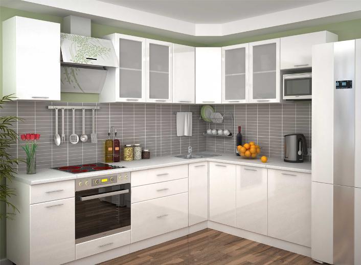 Кухонный гарнитур Базис 39
