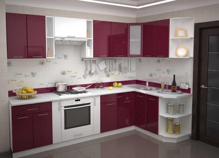Кухонный гарнитур Базис 43