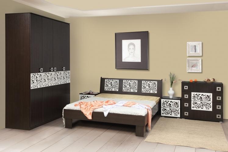 Модульная спальня Лаура NEW фото