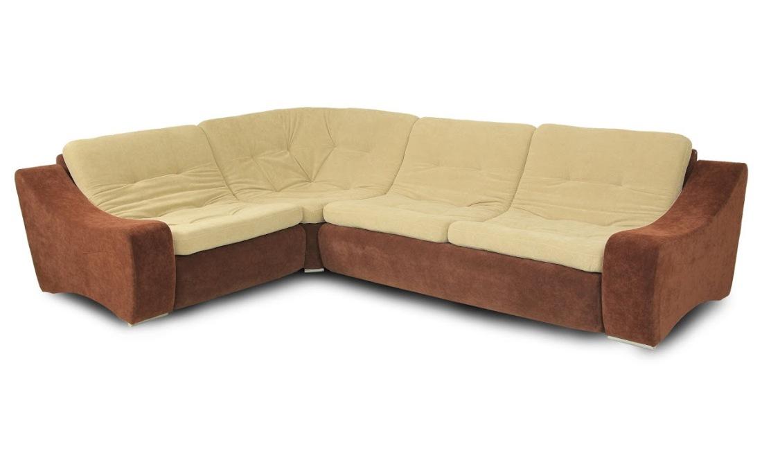 Угловой модульный диван Монреаль-3