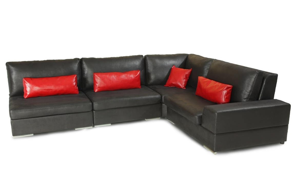 Угловой модульный диван Монца-3