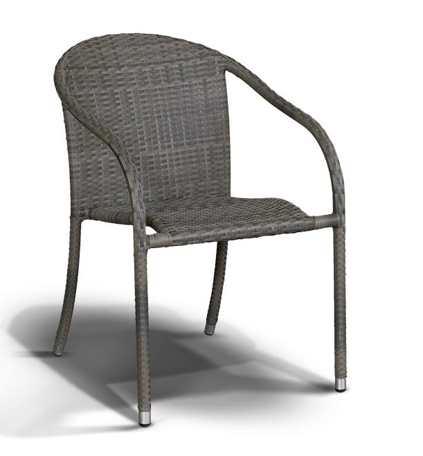 Плетеный стул Форли