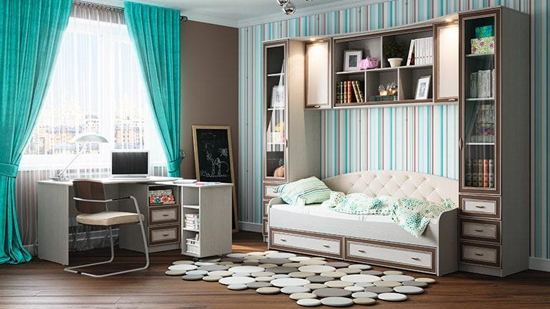 Детская комната Миндаль