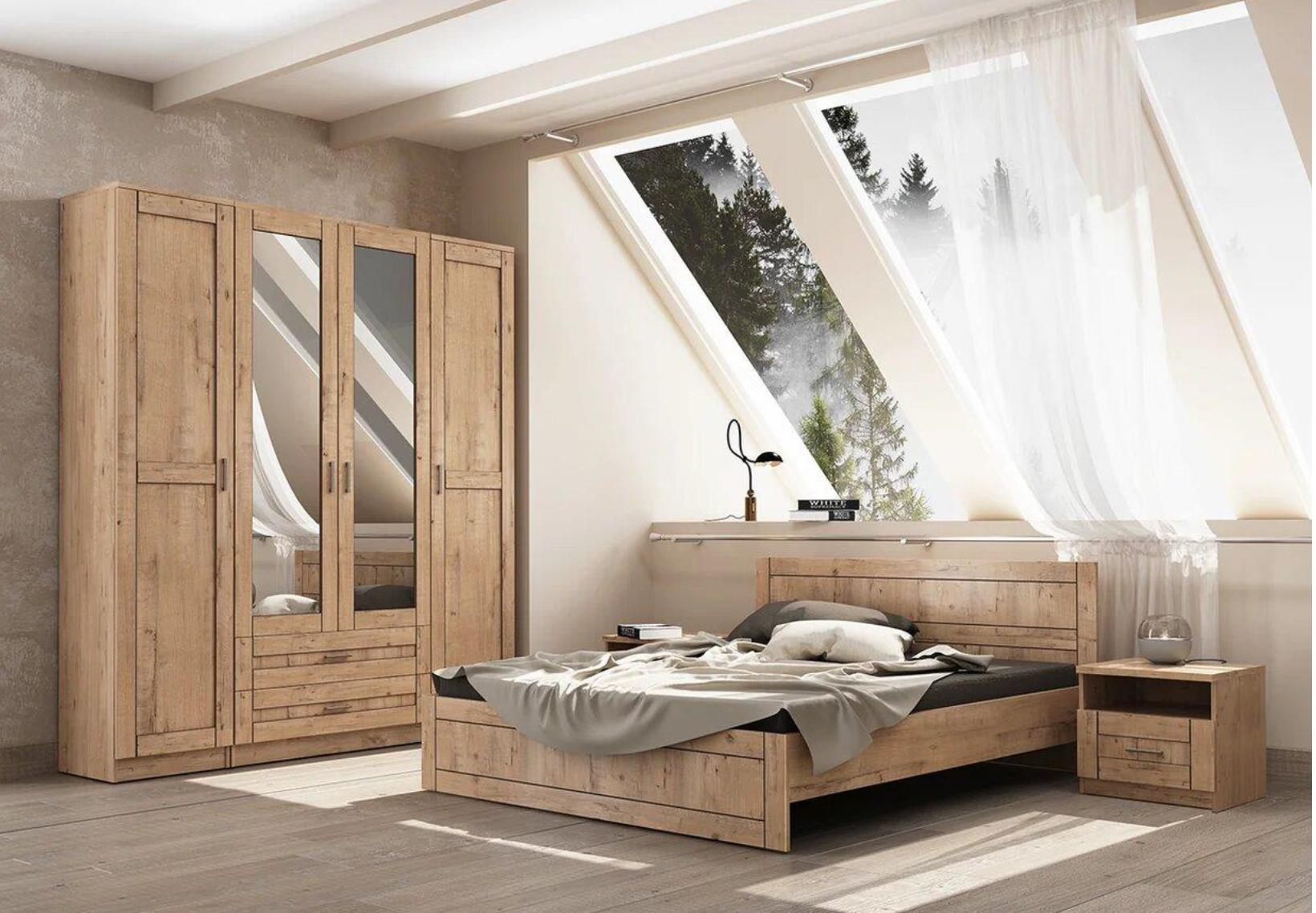 Модульная спальня Кантри 19