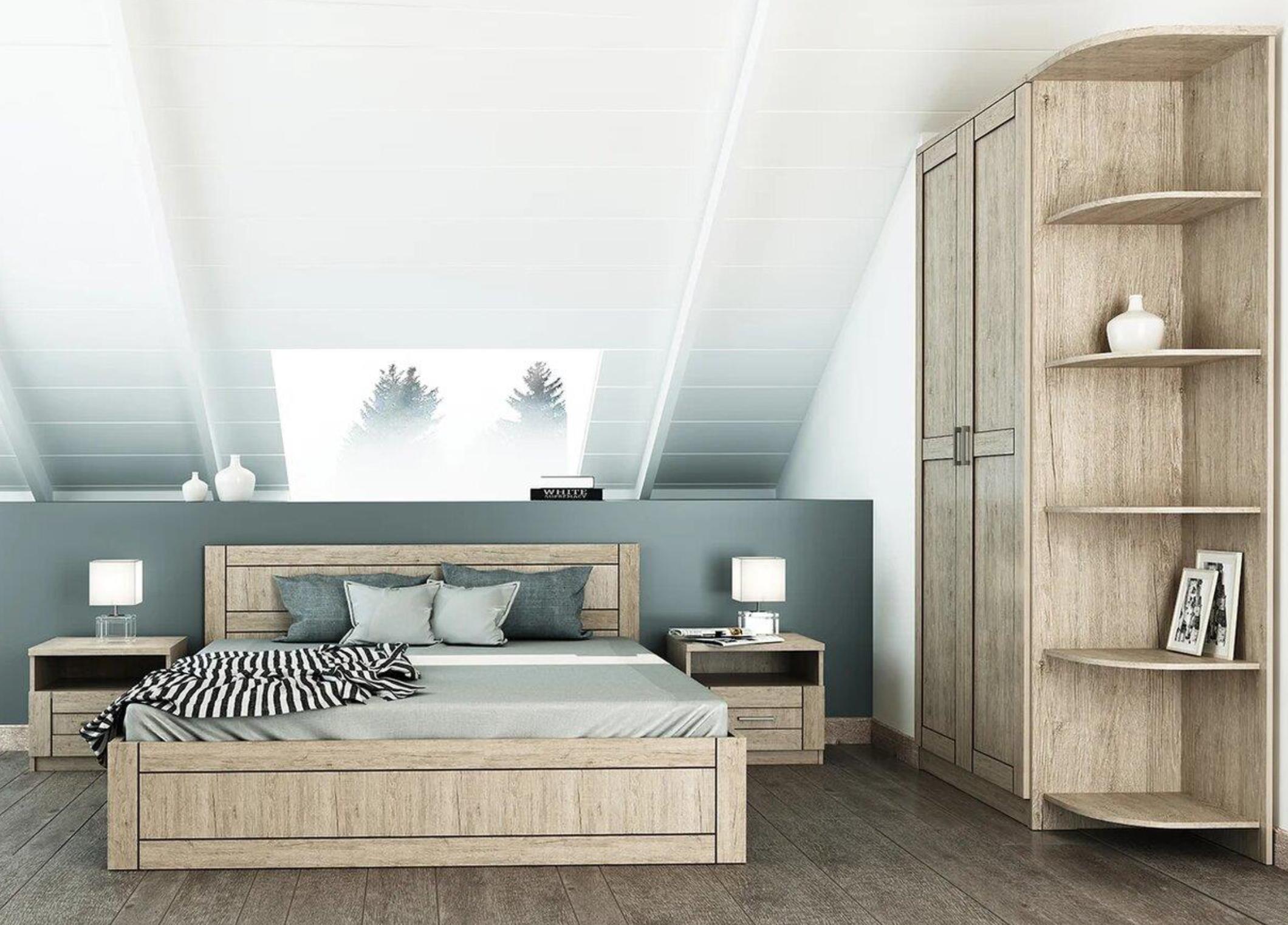 Модульная спальня Кантри 20