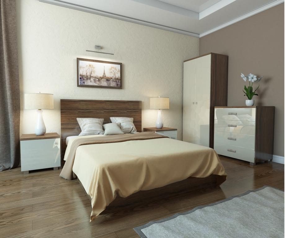 Модульная спальня Аврора-1