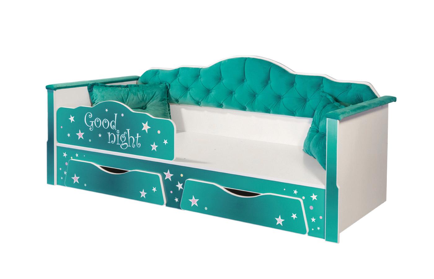 Детская кровать Ноктюрн 180
