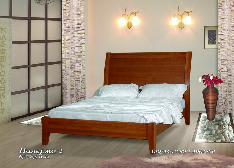 Кровать Палермо-1 — Кровать Палермо 1