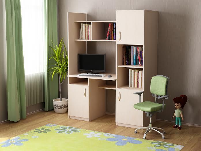 Письменный стол Первоклассник — Стол письменный Первоклассник