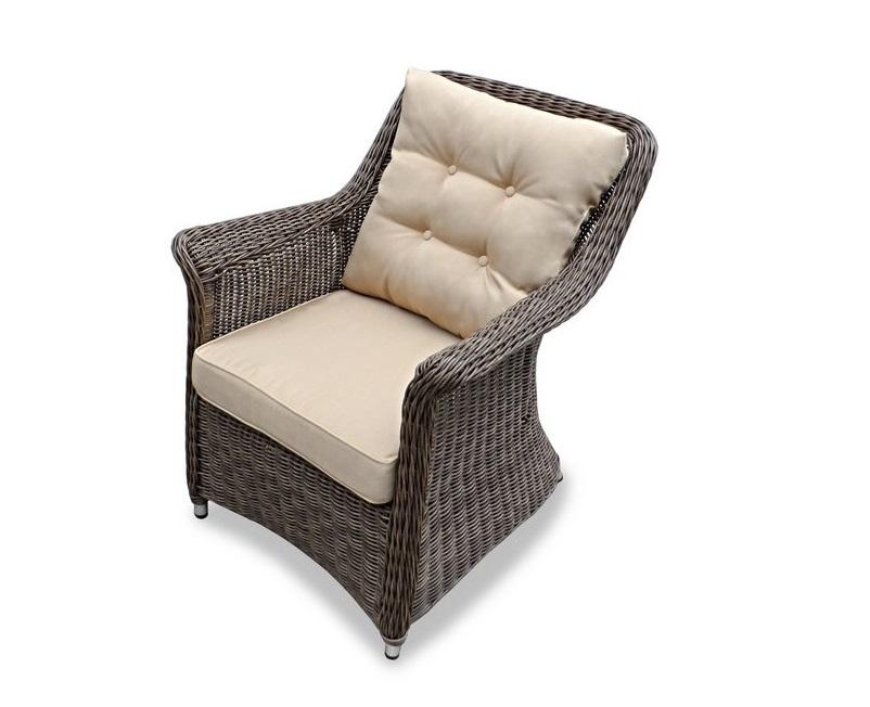 Кресло из искусственного ротанга OPAL