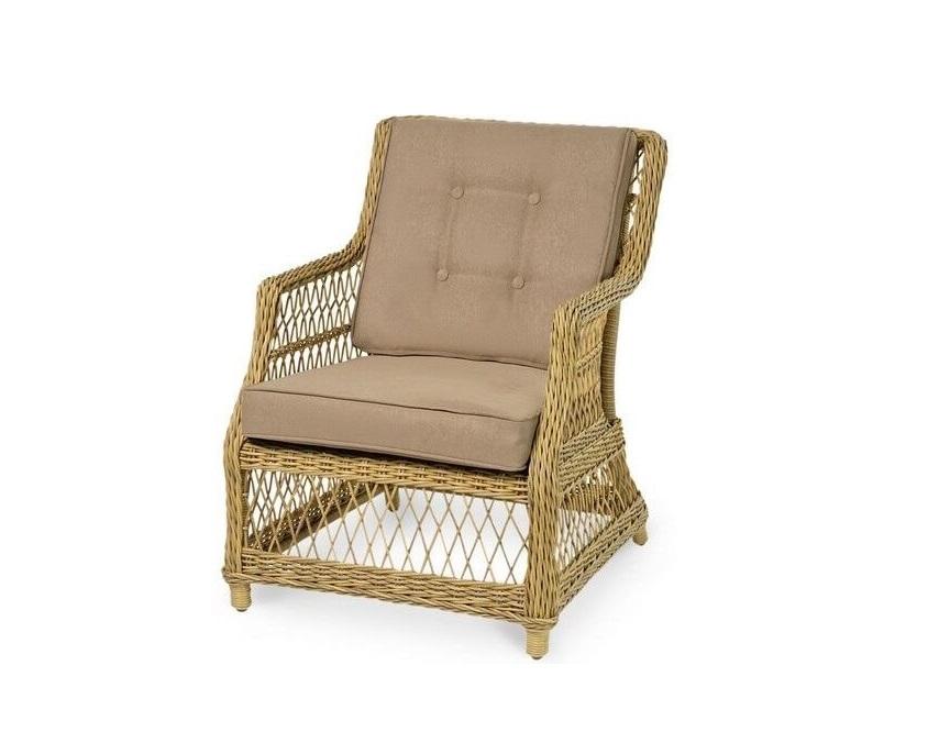 Плетеное кресло OSLOПлетеное кресло OSLO — Плетеное кресло OSLO