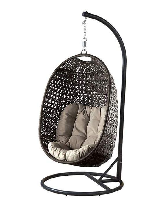 Плетеное подвесное кресло Тенерифе
