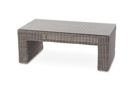 Плетеный кофейный стол SUNSTONE