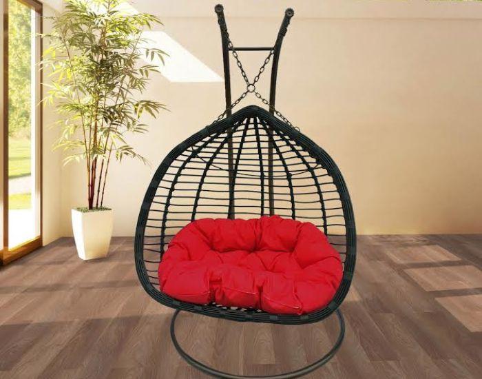 Подвесное кресло Double Bamboo 3