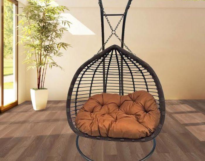 Подвесное кресло Double Bamboo 4