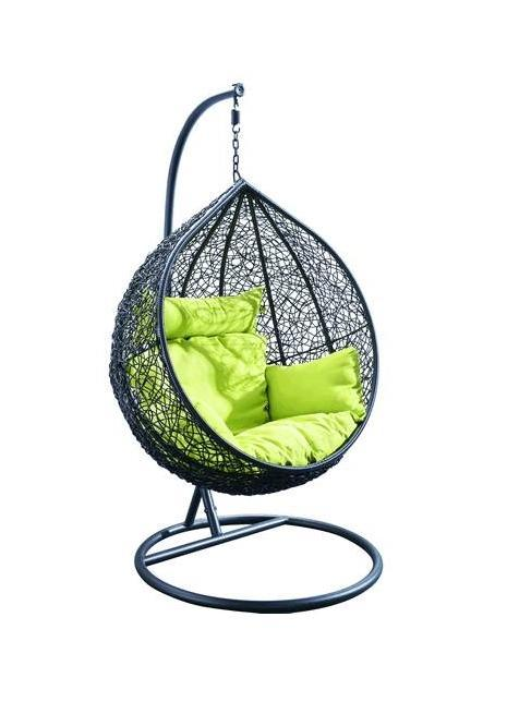 Подвесное кресло из ротанга Bazu