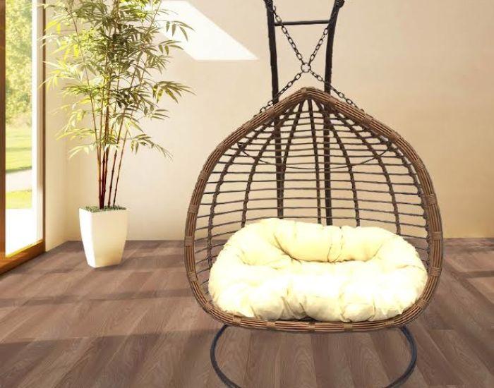 Подвесное кресло Double Bamboo 2