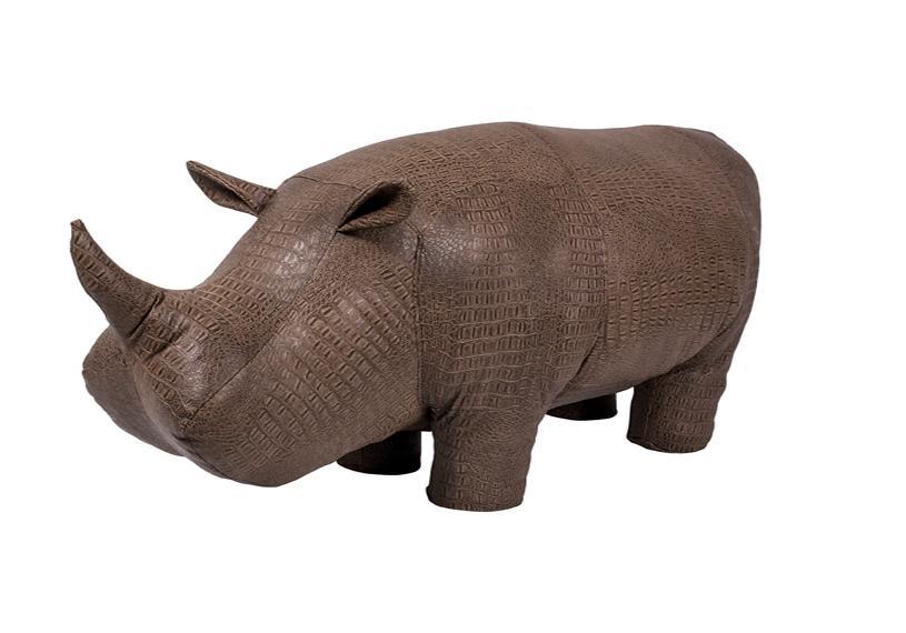 Пуф Носорог croco фото