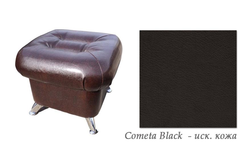 Пуфик Блюз 2.1-Cometa Black — Пуфик Блюз 2.1