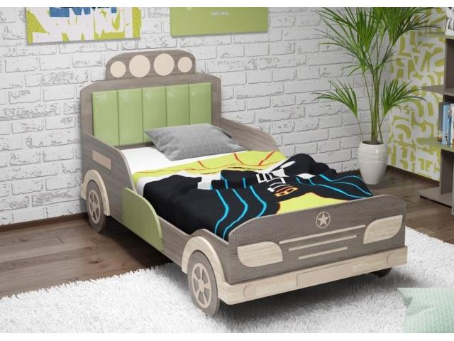 Детская кровать Автомобиль