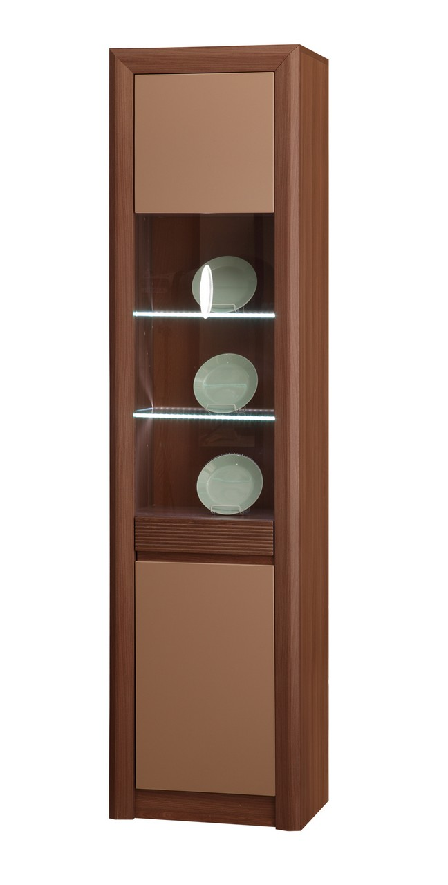 Шкаф-пенал Камелия-5