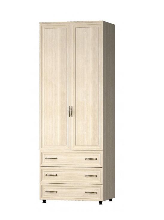Шкаф двухстворчатый Гармония (без зеркал) с ящиками