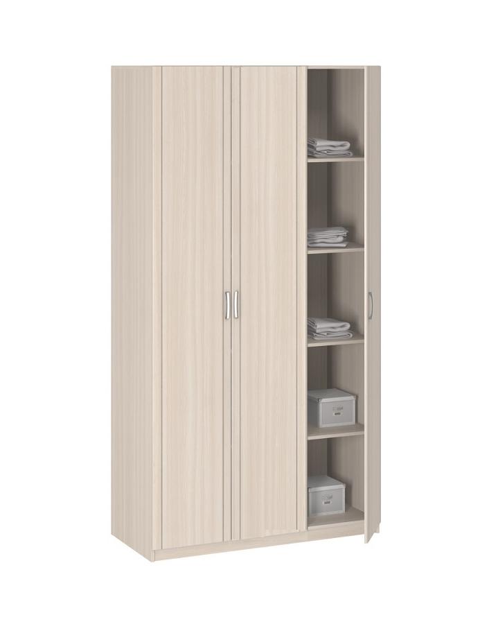 Шкаф 3-х дверный Лотос фото
