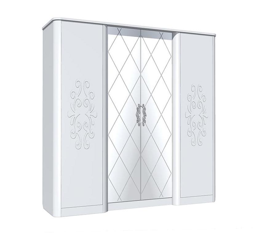 Шкаф для одежды Бланж НМ 011.20 — Шкаф для одежды Бланж