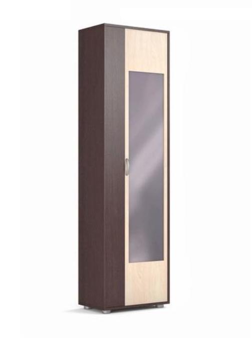 Шкаф для прихожей ПР-7 с зеркалом фото