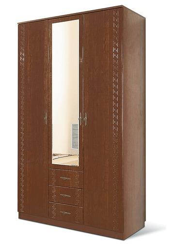 Шкаф комбинированный Греция HM 002.33-01 фото