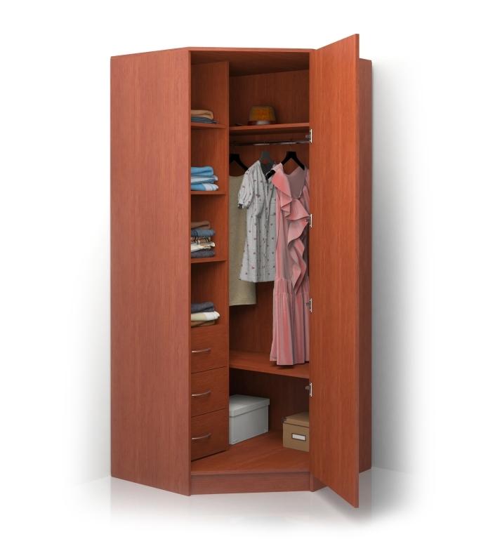 Шкаф распашной Alisa-2