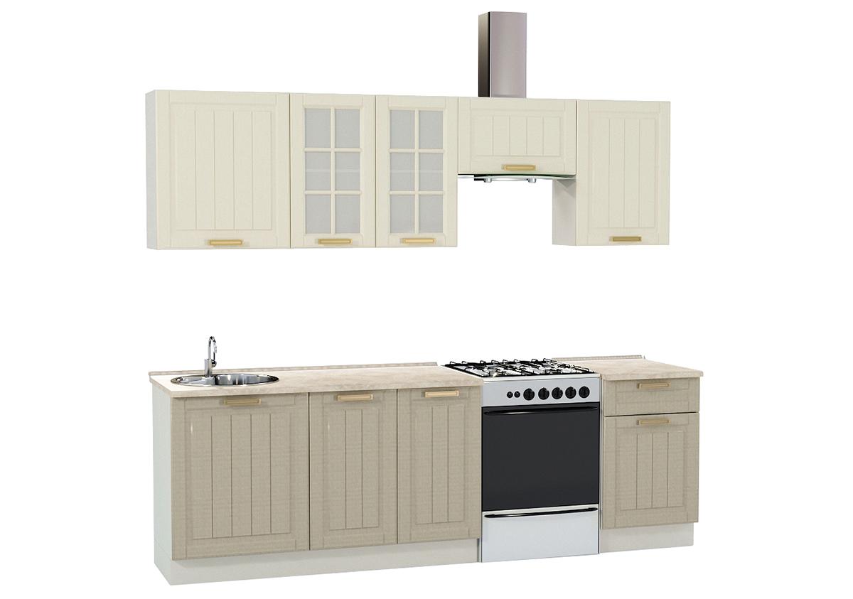 Модульный кухонный гарнитур Софи