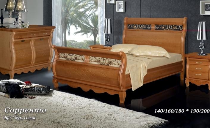 Кровать Сорренто-2 — Кровать Сорренто 2