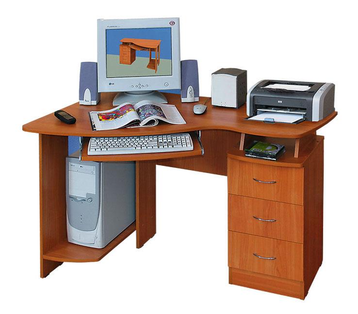 Стол для компьютера Mebelus 15680487 от mebel-top.ru