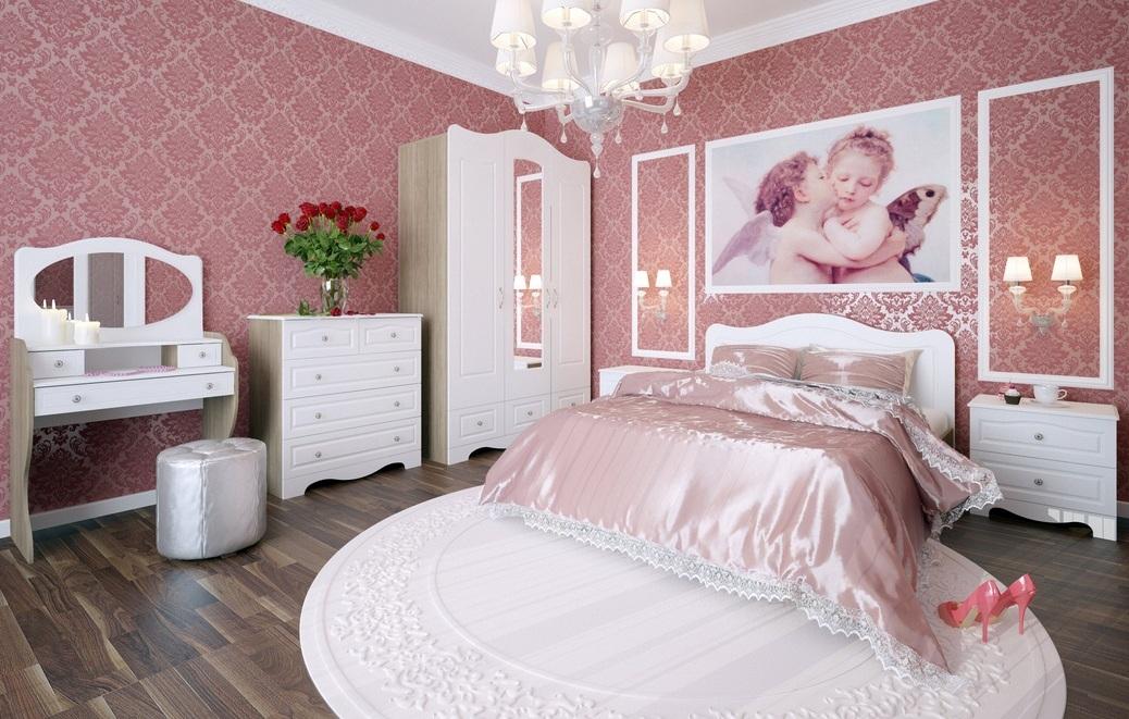этом розовые обои в спальне фото здоровье прикольные фото