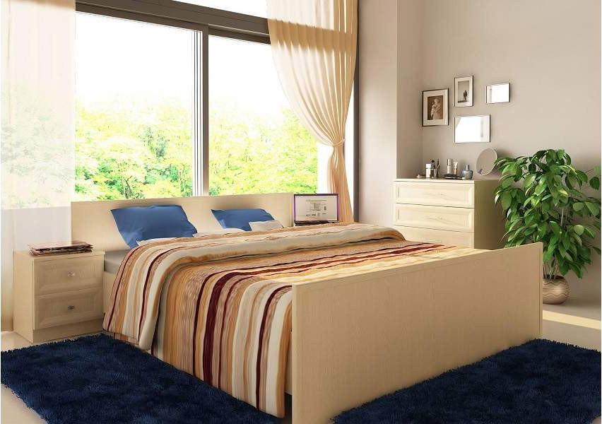Спальня Салтанат