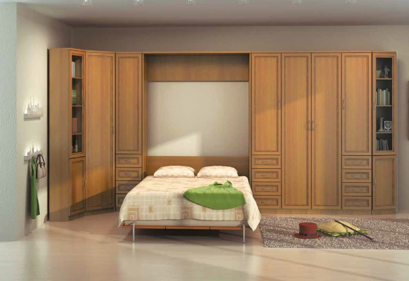 Модульная спальня Гарун комплектация 5
