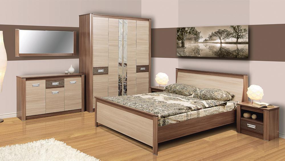 Модульная спальня Стелла
