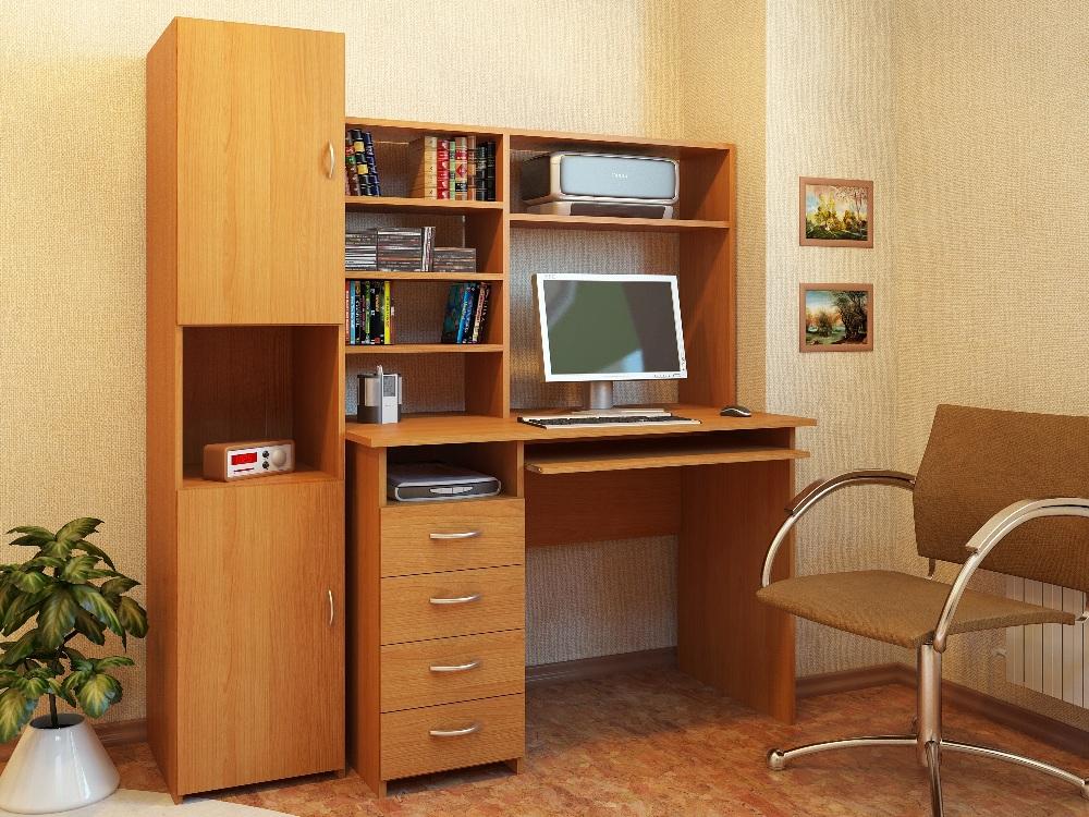 Стол для компьютера МФ Мастер 15684613 от mebel-top.ru