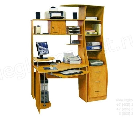 Стол для компьютера Mebelus 15677709 от mebel-top.ru