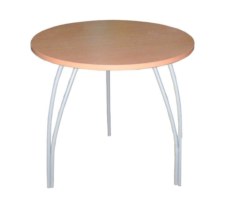 Стол обеденный круглый Премиум