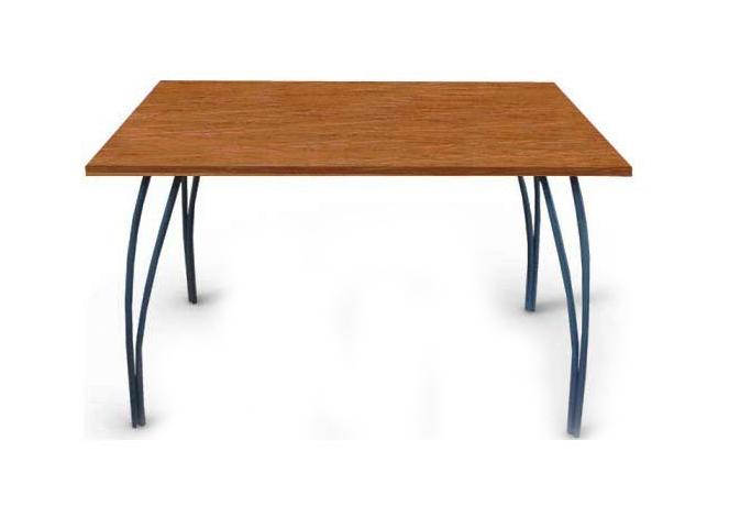Стол обеденный прямоугольный — Стол  обеденный прямоугольный