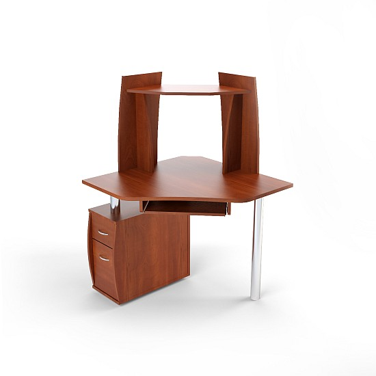 Стол угловой с надставкой ПС 04.09.B + ПБ 01.00
