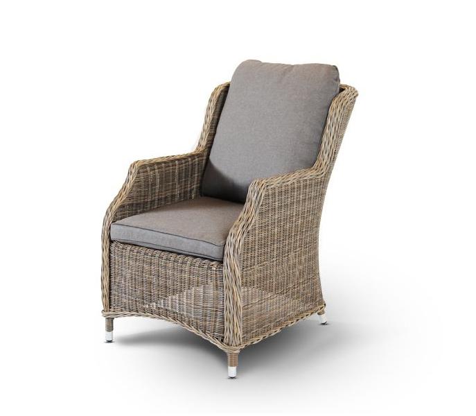 Кресло из искусственный ротанг Неаполь