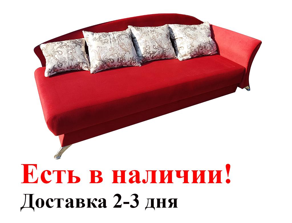 Кровать-тахта Влада Red фото