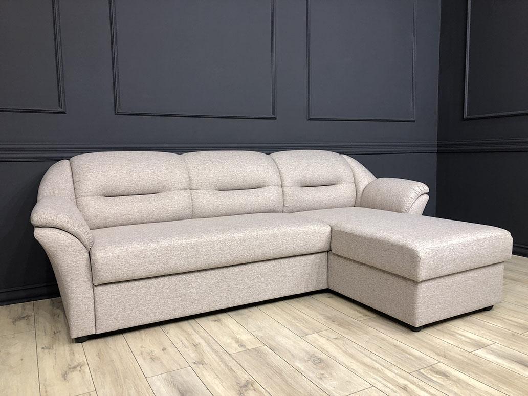 Угловой диван Виза М 02 трапеция фото